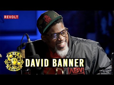 David Banner | Drink Champs (Full Episode)
