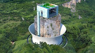 This is the Ultimate Doomsday Survival Fortress
