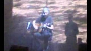 Roger Waters - Southampton Dock (Live -Roger's guitar dies)