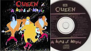 QUEEN * A Kind Of Magic   1985    FLAC AUDIO ORIGINATION * HQ