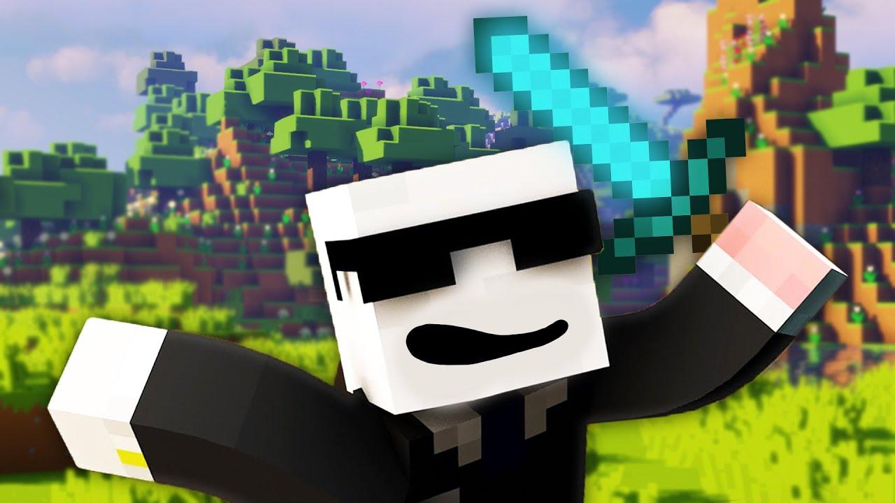 Minecraft, Bet Kiekvienas Kardas Turi Super Efektą!