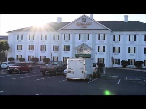 IGO Vlog #2: Crestview, Florida GHOST & MURDER Motels sitting side-by-side.