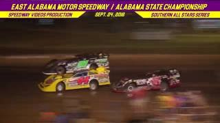 SOUTHERN ALL STAR DIRT RACING SERIES 1.Casey Roberts 2.Riley Hickma...