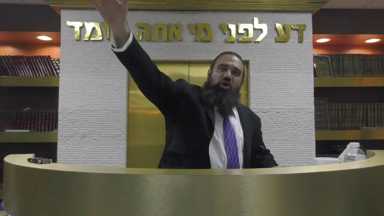 What Happens When You Prevent A Kiddush HaShem