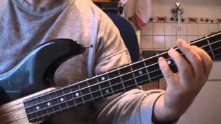 Bass Lesson Suzie Q