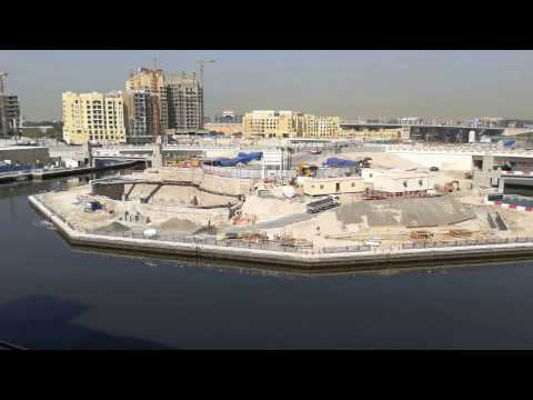 2 Bedroom with Maids Room Apartment in Dubai Wharf, Culture Village with Full Creek and Canal View