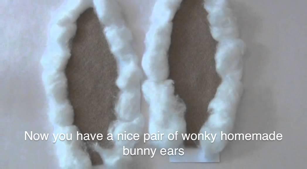 Bunny Hats Craft