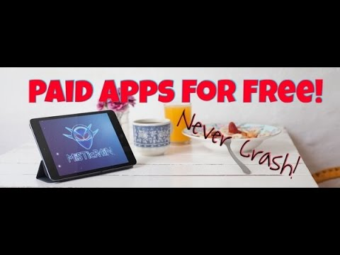 (Working) Get ANY PAID Apps For FREE That NEVER CRASH (No Computer) on iPhone, iPad, iPod Touch