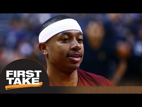 Stephen A. and Max debate if Cavaliers are willing to trade Isaiah Thomas   First Take   ESPN