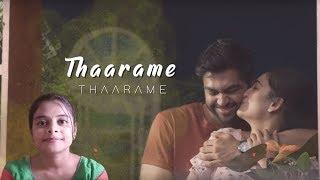 Thaarame Thaarame female cover | Kadaram Kondan | Sid Sriram |Ghibran