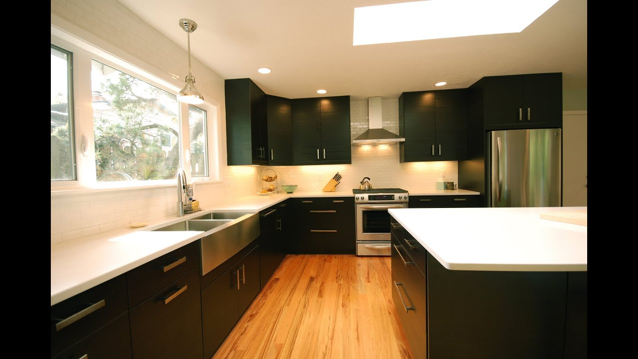 Modern Kitchen Remodel Before And After kitchen remodeling portland oregon before and after pictures