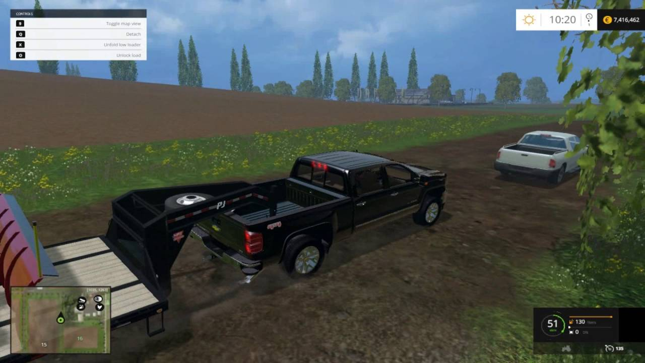 Farming simulator 2015 chevy