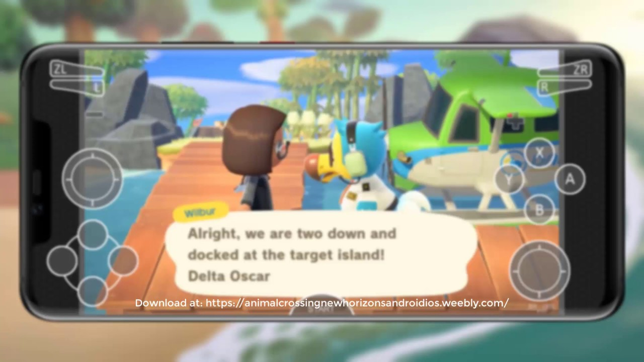 Download Animal Crossing New Horizons Android ROM - YouTube