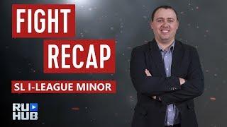 Fight Recap: SL i-League Minor #RoadToTI8