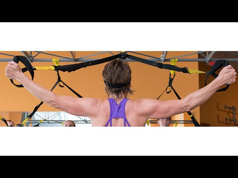 TRX Suspension Training in Columbus, Ohio at Pai Yoga & Fitness