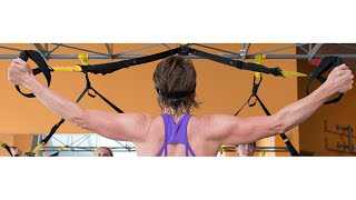 Trx Suspension Training In Columbus, Ohio At Pai Yoga & Fitness