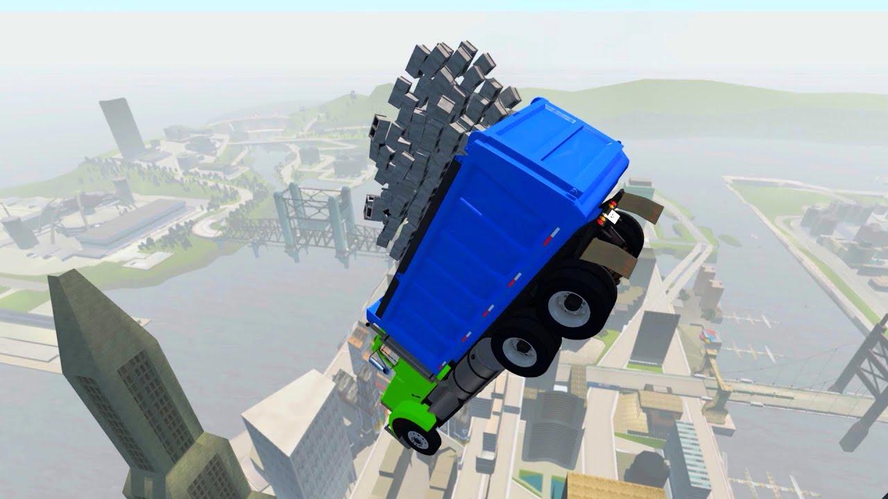 Crashes & Crashes #3 - BeamNG Drive | Crashes Plus