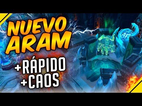 Nuevo ARAM, cambios MUY IMPORTANTES | Noticias League Of Legends LOL