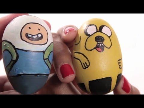 AWE Inspiring Easter Egg Art