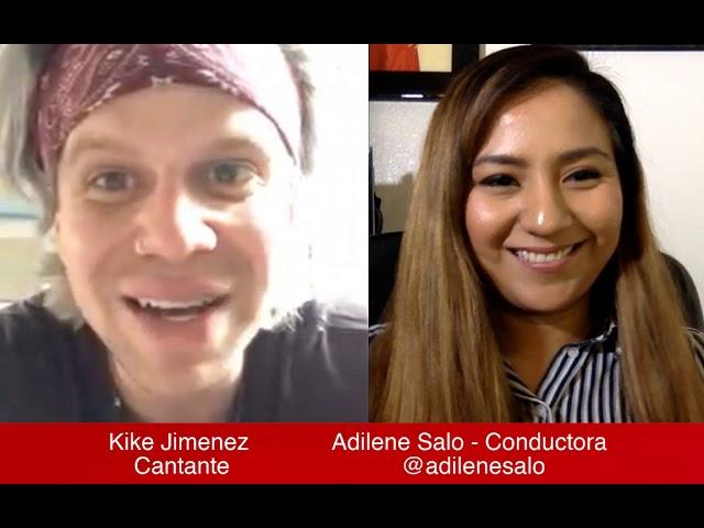 Entrevista a Kike Jimenez en plena cuarentena - El Aviso Magazine