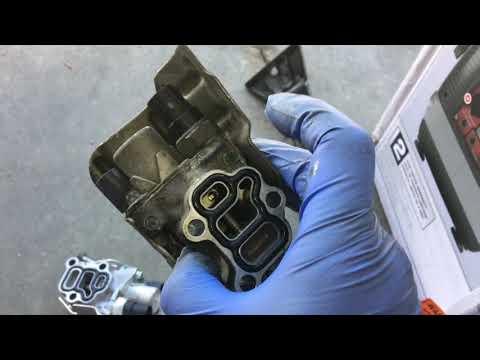 Honda CR-V K24 VTEC Solenoid Spool Valve Replacement