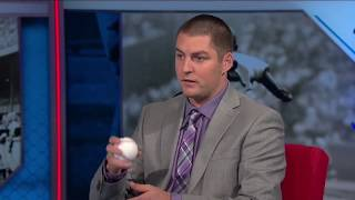 MLB Tonight: Evolution of analytics with Trevor Bauer
