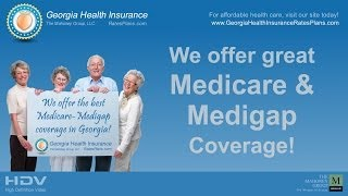 Georgia Health Insurance Medicare