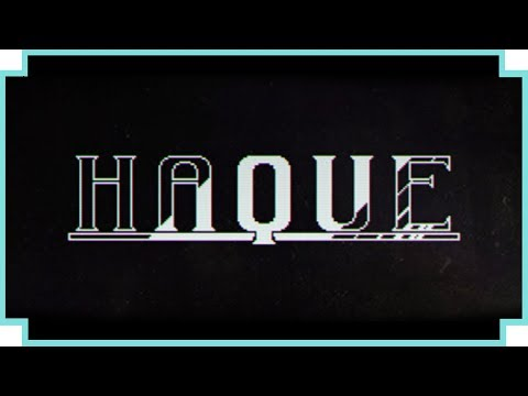 Haque - (Glitch Fantasy Roguelike Game)