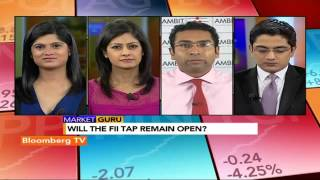 Market Guru: Expect Healthy GDP Growth In Q2: Ambit Capital