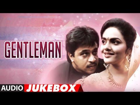 Gentleman Songs   Gentleman Telugu Jukebox   Arjun Sarja,Madhoo, A R Rahman