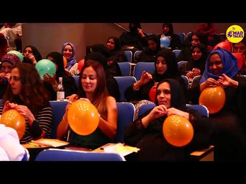 Etisalat - Happiness Session - Abu Dhabi