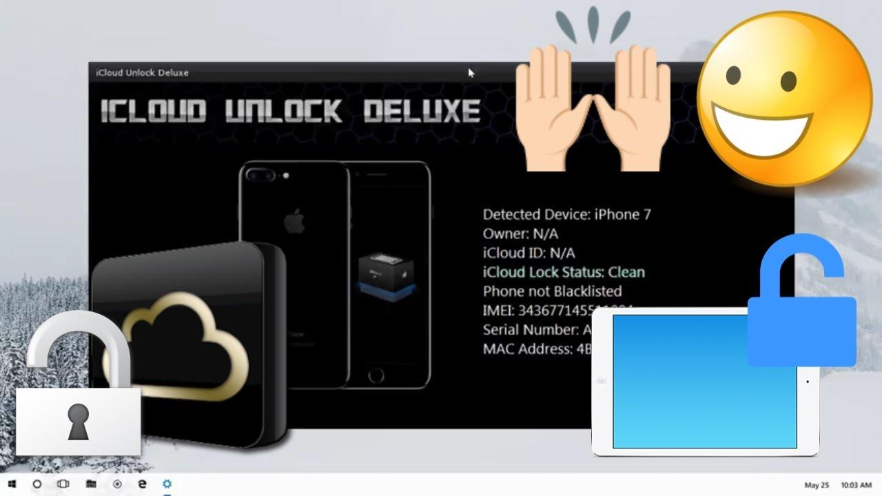 icloud unlock deluxe elite free download