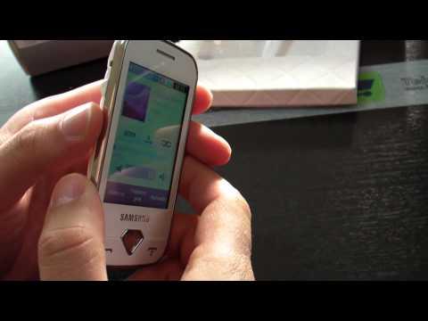 Samsung S7070 Diva Review HD ( in Romana ) - www.TelefonulTau.eu -