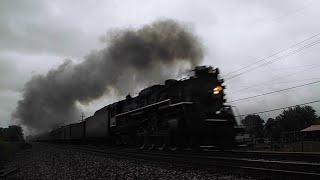 Nickel Plate 765 Detroit Arrow Excursion Train