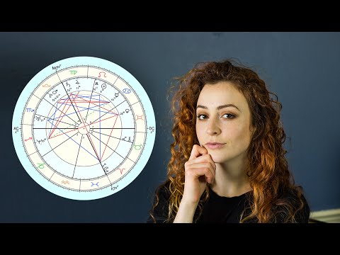 HOW TO READ AN ASTROLOGY CHART