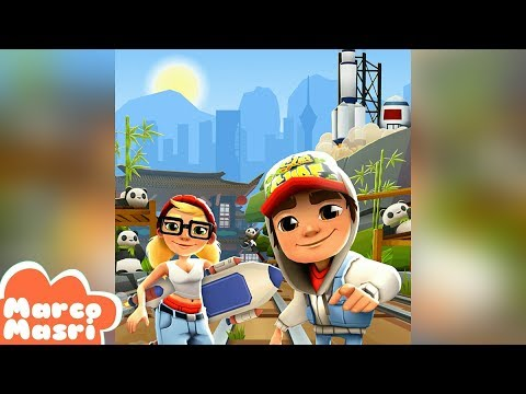 Subway Surfers Future City - Chengdu (Chinese Version)
