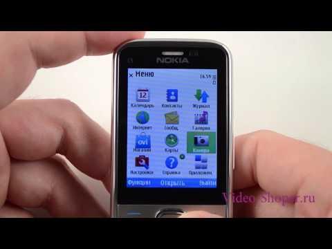 Видеообзор Nokia C5-00 от Video-shoper.ru