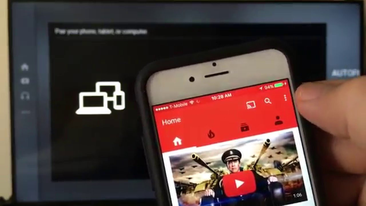 app to connect iphone to tv all iphones how to cast pair app to smart tv 18287
