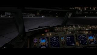 vRYR 9002 EGGP-EDDM X-Plane 11 Zibo 737-800 VATSIM
