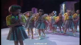 Kinderen voor Kinderen Festival 1989 - Afwas-potpourri