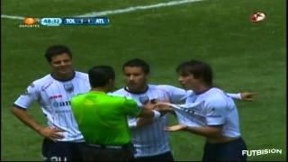 Toluca vs Atlante 7-1 Jornada 12 Apertura 2013 Liga Bancomer MX - Goles