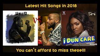 New Naija Hit Best AfroHipHop songs august 2018 ft. davido, d'banj, Tekno, simi, yemi alade