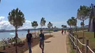 Solaris-Camping Sibenik Uferweg (2)