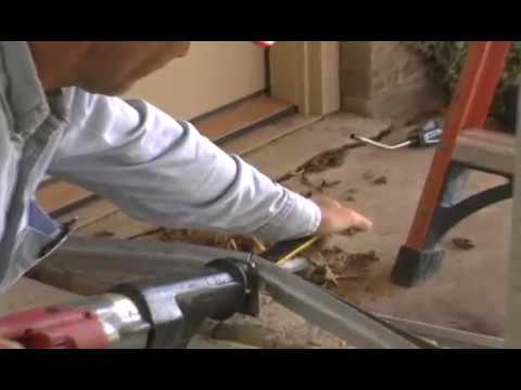 Vinyl Replacement Window Installation Dallas Texas - Aluminum Window Removal