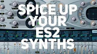 Spice Up Your ES2 Synths