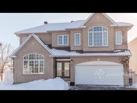 Ottawa Home For Sale - 82 Decona Terrace - The Pilon Group from YouTube · Duration:  3 minutes 12 seconds