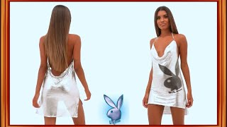 Playboy Creations ★ Silver Chainmail Metallic || Relax 168