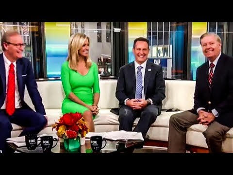 Lindsey Graham Proves Hes Too Racist Even For Fox & Friends
