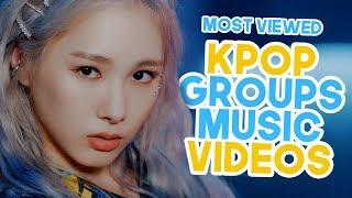 «TOP 60» MOST VIEWED KPOP GROUPS MUSIC VIDEOS OF 2019 (August, Week 4)