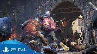 Kingdom Come: Deliverance | Cinematic Trailer | PS4